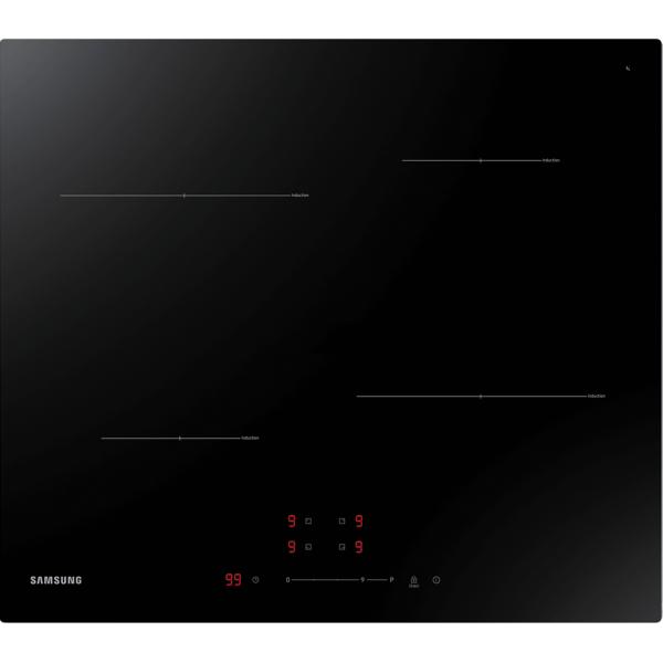 Samsung NZ64T3707A1 Autarkes Induktionskochfeld, 60 cm