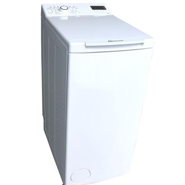 B-Ware Bauknecht WAT PRIME 652 DI Toplader Waschmaschine 6 kg A++