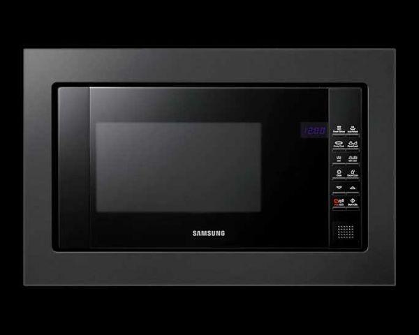 Ausstellungsstück Samsung FG77SUB Einbau-Mikrowelle mit Grill, schwarz