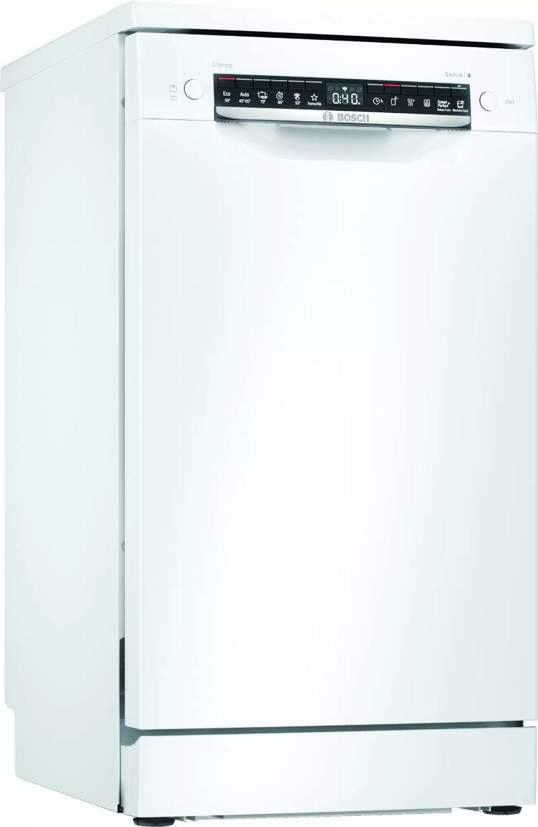 Bosch SPS4HKW53E Geschirrspüler 45 cm Stand - weiß