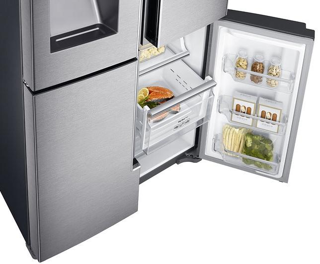 Bosch Kühlschrank Wird Heiß : Samsung rf56j9041sr sidebyside hkf elektrofachmarkt gmbh