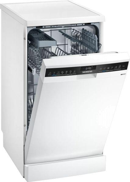 Siemens SR23HW48KE freistehender Geschirrspüler 45 cm weiß