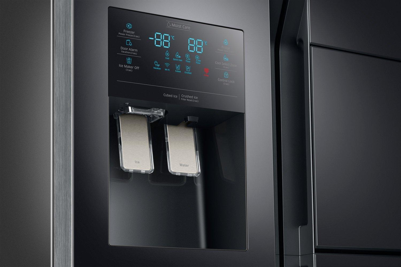 Samsung Side By Side Kühlschrank Filter Zurücksetzen : Samsung rs51k57h02c kühlschrank hkf elektrofachmarkt gmbh