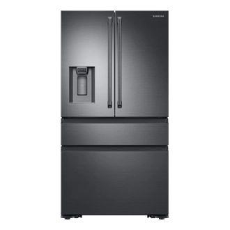 Samsung RF23M8090SG French-Door Kühl-Gefrier-Kombination, Black Stainless Steel