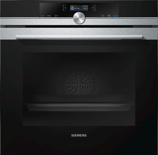 Siemens HB655GBS1 iQ700 Einbaubackofen, A+