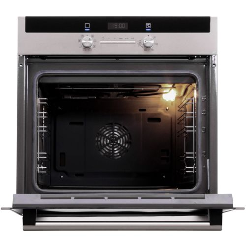 siemens hb43gs555 edelstahl backofen mit softclose t r ebay. Black Bedroom Furniture Sets. Home Design Ideas