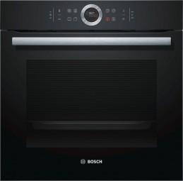 Bosch HBG634BB1 Backofen schwarz mit TFT-Display, A+